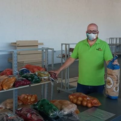Garden Route Food Pantry opening soon