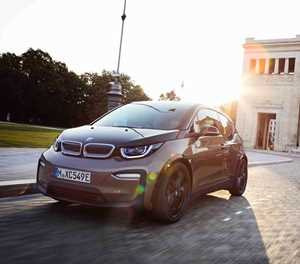 BMW's electric sales surge