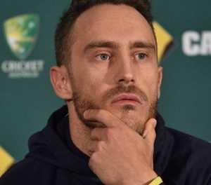 Sri Lanka bat against South Africa in second Test