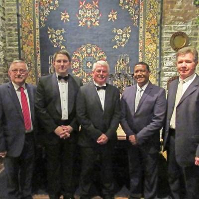George Business leaders honoured