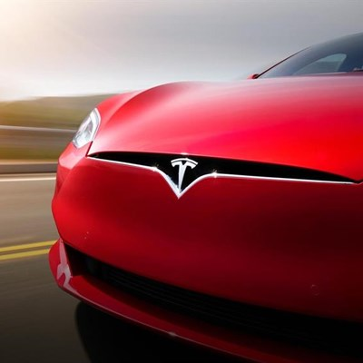 Meaning behind the Tesla logo