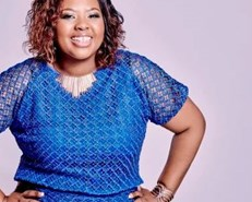 Anele Mdoda lands dream job as The Voice SA host