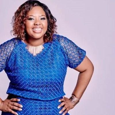 Anele Mdoda lands dream job as The Voice SA host