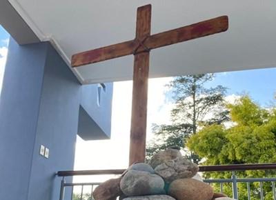 NG-Kerk Blanco vier fees
