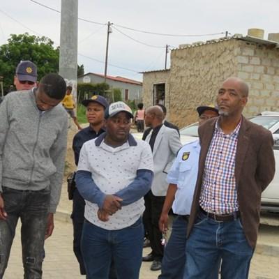 Murder trial: Molosi's widow testifies