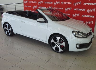 Halfway Toyota | Pick of the Week | Volkswagen Golf GTI Cabriolet