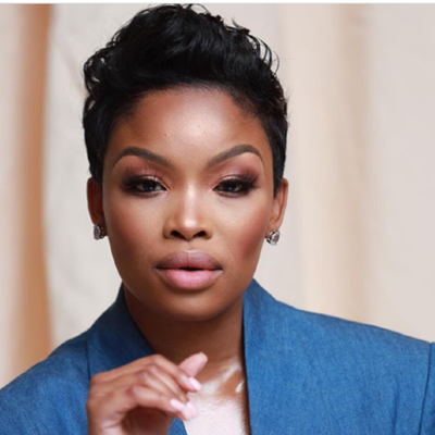 Zinhle Mabena denies claims she could be made homeless