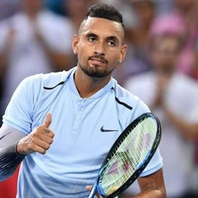 Fear drives 'old savvy veteran' Kyrgios to ignite Australian Open