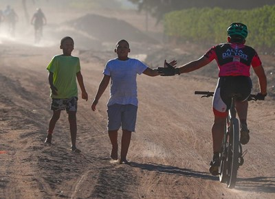MTB Challenge of the 2018 Cape Town Cycle Tour