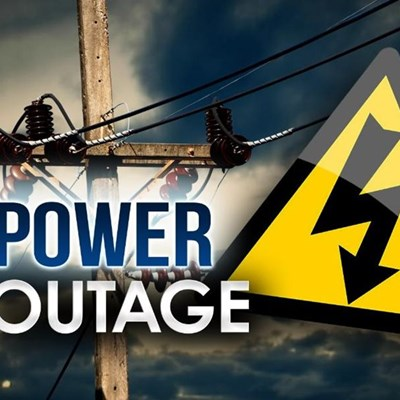 Power outage: Portion of Hoekwil line