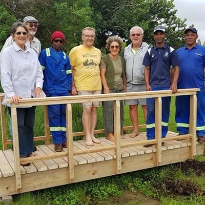 Piet Paling kry nuwe brug