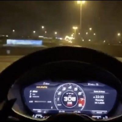 308km/h Audi TT speedster arrested in Limpopo