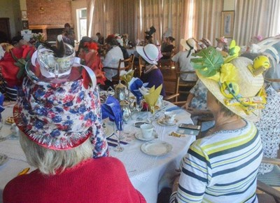 SBAP hosts Mad Hatters Tea Party