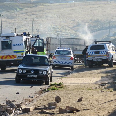 Battle for land continues in Thembalethu