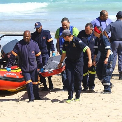 Herold's Bay: Woman's body found in ocean