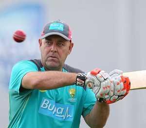 Australia considering back-up after Marsh injury