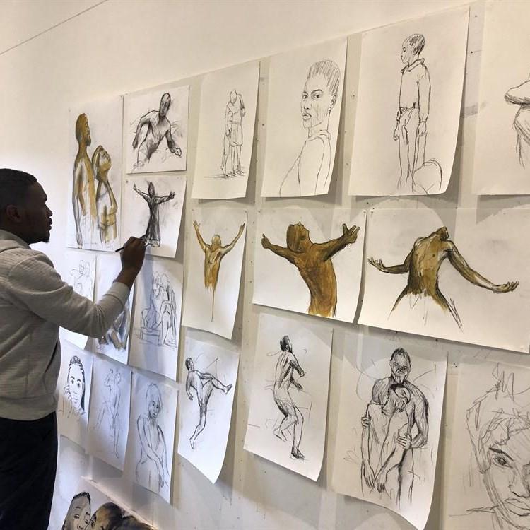 Entabeni artists exhibit soon