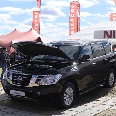 New Nissan Hardbody at Nampo 2018 | George Herald