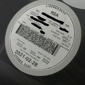D-Day looms for expired vehicle discs
