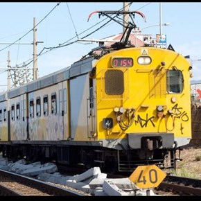 Parts of Johannesburg train service suspended due to cable theft