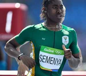 IAAF hits back at Semenya to be classed as 'biological male' reports