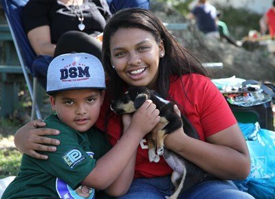 A special day for dogs at Odin