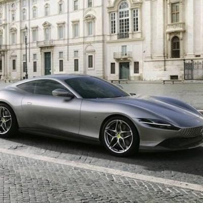 Ferrari's tribute to 1950's Rome becomes reality