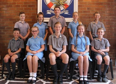 Park Primary top 10 learners