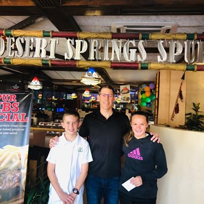 Spur bederf MatchPoint-spelers