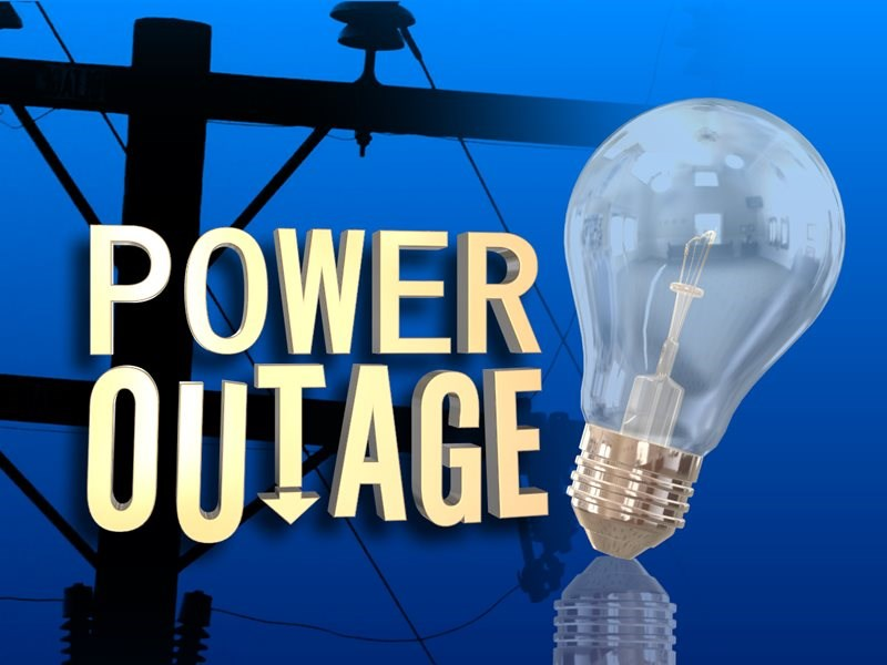 Power outage: Portion of Thembalethu