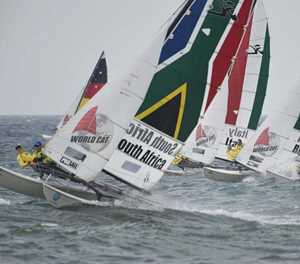 Plett Hobie Cat champs home again