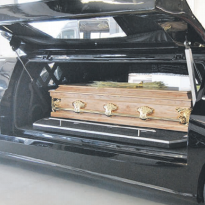 110 SA hearses line up to challenge Guinness World Record title holder