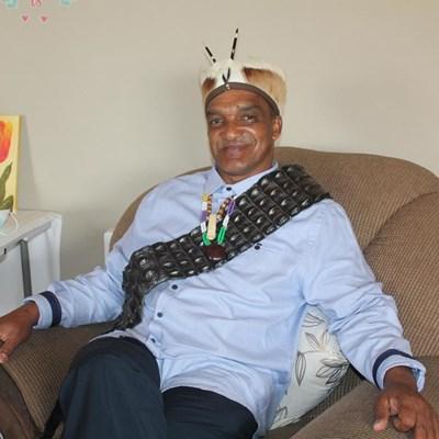 Khoi-koning kuier in die Suid-Kaap