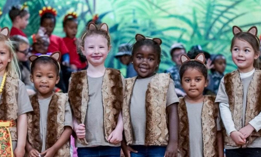 Union Pre-School presents Bambi