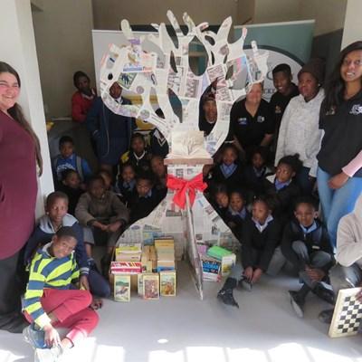 Asijike Arts embarks on Book Tree project