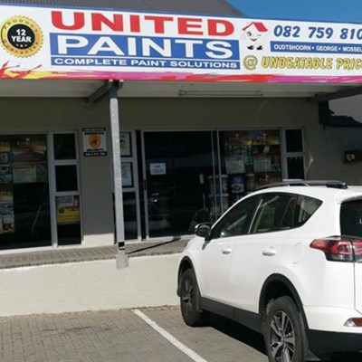 United Paints expands in Mossel Bay