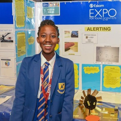 Praise for Limpopo learner who invented anti-GBV tool