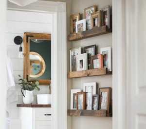Ledge frames for your home