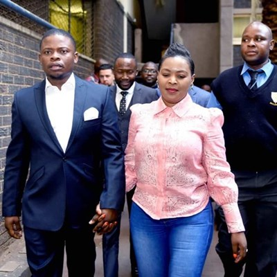 Extradition process begins for Bushiris
