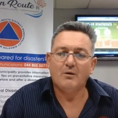 Garden Route Covid deaths total 1 039