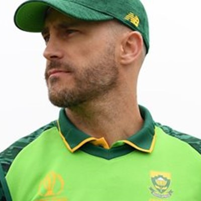 A weight has been lifted off my shoulders, says Faf