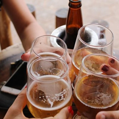 Drinkers more worried about job losses than finding booze, survey finds