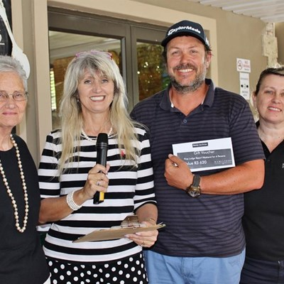 Golf day in aid of Alzheimer's homes
