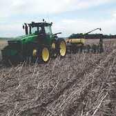 No-till: increasing soil organic content