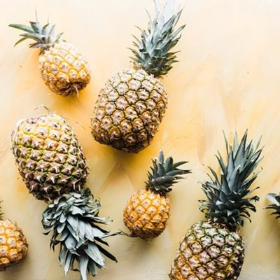 Lock, stock and wine barrel: Pineapple beer