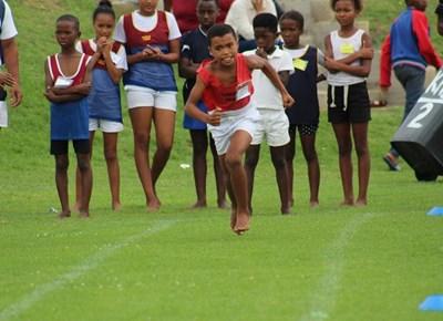 Best primary schools athletes compete