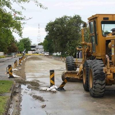 Update: Caledon street road upgrades