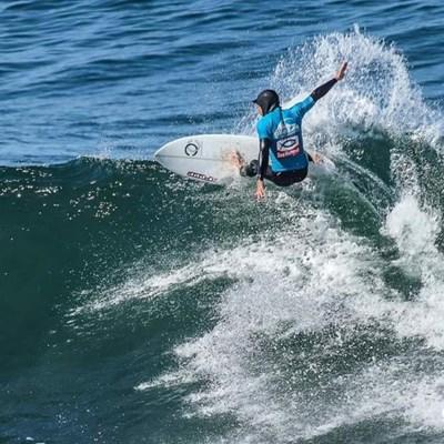 Eden Surfriders crest the wave