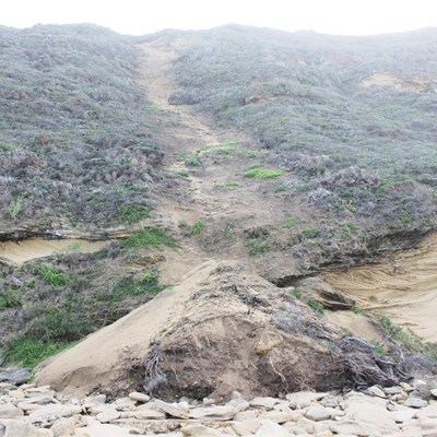 Erosion well documented