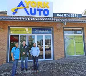 York Auto for spotless pre-loved vehicles